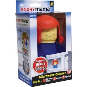 Other - Angry Mama Microwave Cleaner